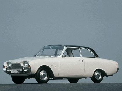 1960 Ford Taunus 17M ( P3 ) 2