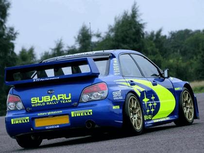 2005 Subaru Impreza WRC 2006 prototype 2