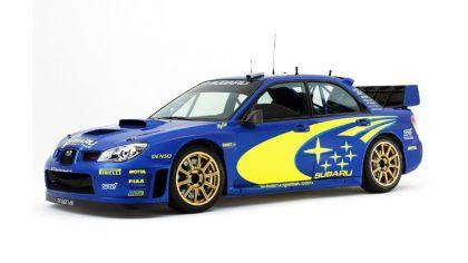 2005 Subaru Impreza WRC 2006 prototype 5