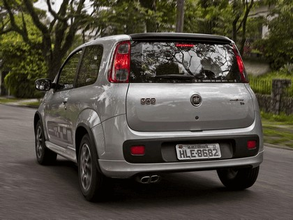 2011 Fiat Uno Sporting 3-door 6