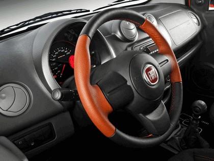 2011 Fiat Uno Sporting 3-door 7