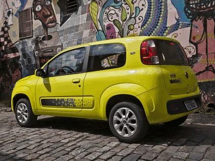 2011 Fiat Uno Vivace 3-door 2