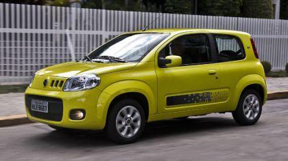 2011 Fiat Uno Vivace 3-door 6