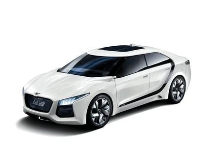 2011 Hyundai Blue2 concept 2
