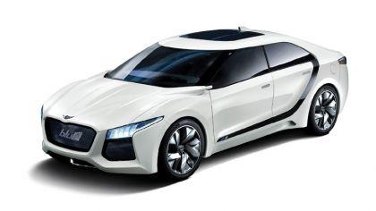 2011 Hyundai Blue2 concept 1