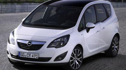 2011 Opel Meriva Design Edition 1