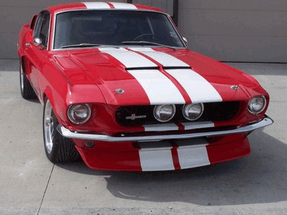 1967 Ford Mustang Shelby GT500 super snake 1