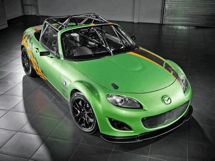 2011 Mazda MX-5 GT race car 1