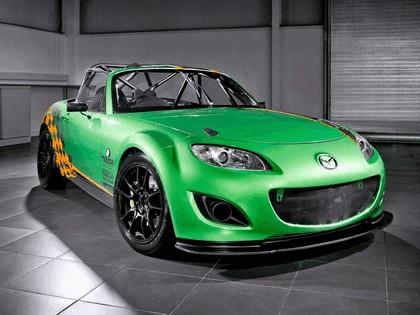 2011 Mazda MX-5 GT race car 2
