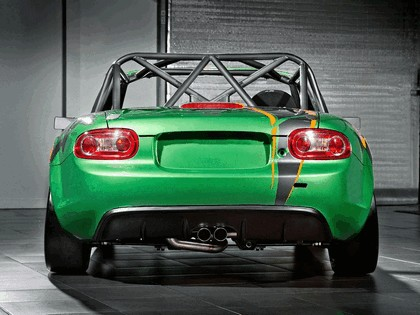 2011 Mazda MX-5 GT race car 7