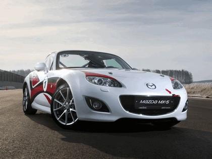 2011 Mazda MX-5 GT race car 16