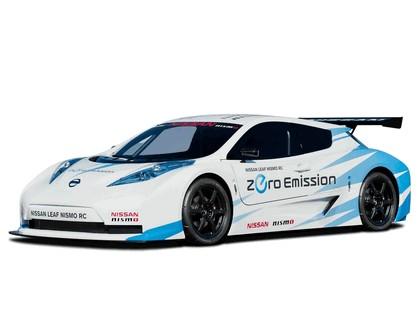 2011 Nissan Leaf Nismo RC 1