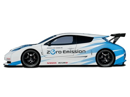 2011 Nissan Leaf Nismo RC 2