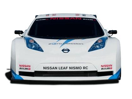 2011 Nissan Leaf Nismo RC 5