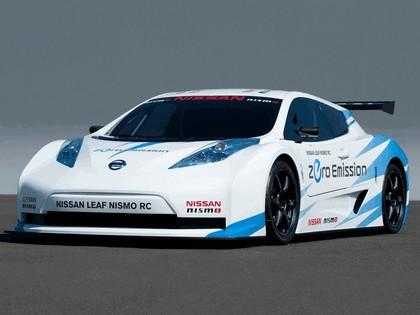 2011 Nissan Leaf Nismo RC 8
