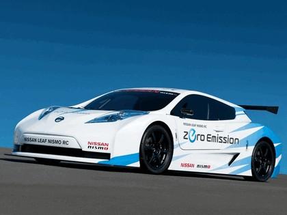 2011 Nissan Leaf Nismo RC 11