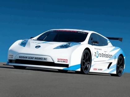 2011 Nissan Leaf Nismo RC 12