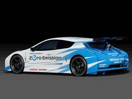 2011 Nissan Leaf Nismo RC 19