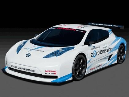 2011 Nissan Leaf Nismo RC 20