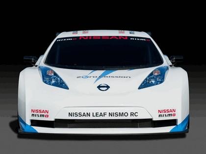 2011 Nissan Leaf Nismo RC 22