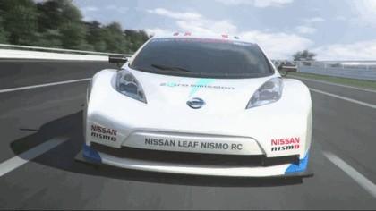 2011 Nissan Leaf Nismo RC 24