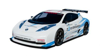 2011 Nissan Leaf Nismo RC 9