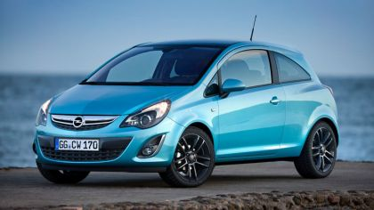 2011 Opel Corsa Color Edition 9