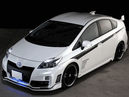 2011 Toyota Prius ( ZVW30 ) RR-GT by Tommykaira 1