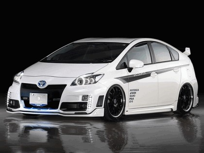 2011 Toyota Prius ( ZVW30 ) RR-GT by Tommykaira 2
