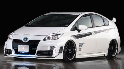 2011 Toyota Prius ( ZVW30 ) RR-GT by Tommykaira 8