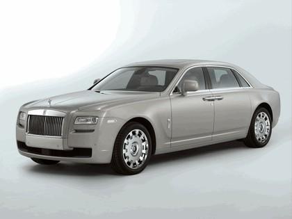 2011 Rolls-Royce Ghost Extended Wheelbase 1