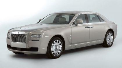 2011 Rolls-Royce Ghost Extended Wheelbase 3