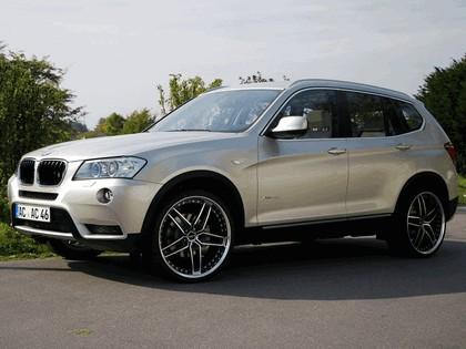 2010 BMW X3 20d xDrive ( F25 ) by AC Schnitzer 7