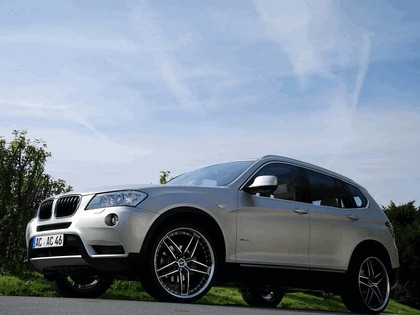 2010 BMW X3 20d xDrive ( F25 ) by AC Schnitzer 9