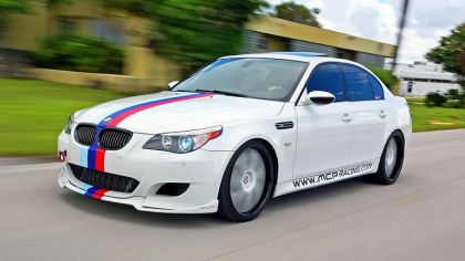 2010 BMW M5 ( E60 ) by MCP Racing 1