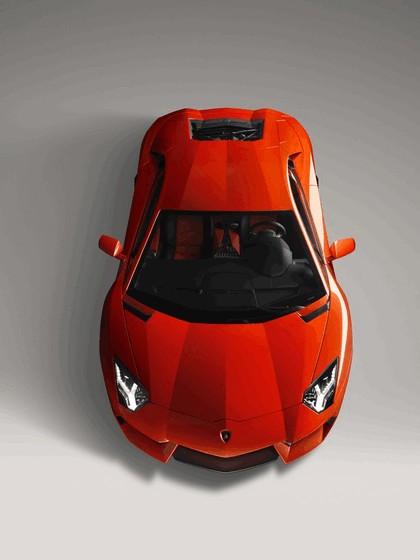 2011 Lamborghini Aventador LP700-4 1