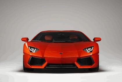 2011 Lamborghini Aventador LP700-4 4
