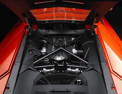 2011 Lamborghini Aventador LP700-4 9