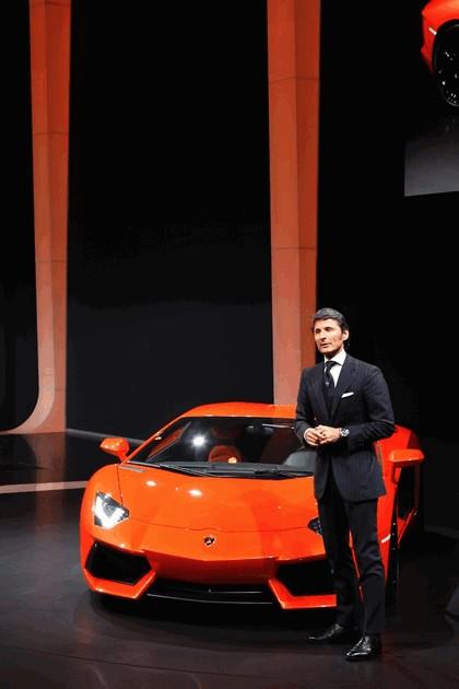 2011 Lamborghini Aventador LP700-4 11