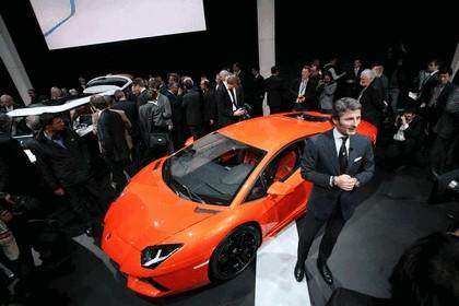 2011 Lamborghini Aventador LP700-4 17