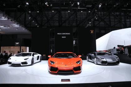 2011 Lamborghini Aventador LP700-4 20
