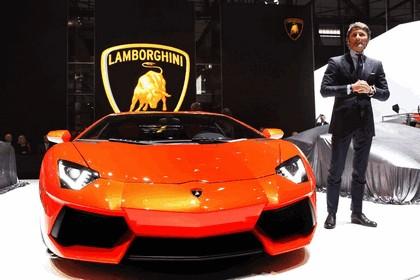2011 Lamborghini Aventador LP700-4 22