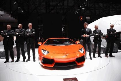 2011 Lamborghini Aventador LP700-4 23