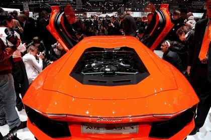 2011 Lamborghini Aventador LP700-4 24
