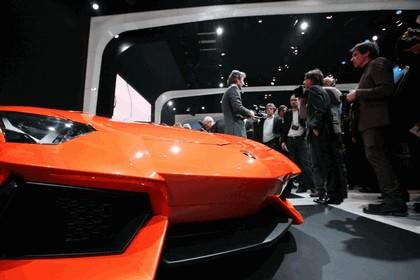 2011 Lamborghini Aventador LP700-4 26