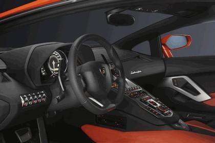 2011 Lamborghini Aventador LP700-4 35
