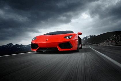 2011 Lamborghini Aventador LP700-4 42