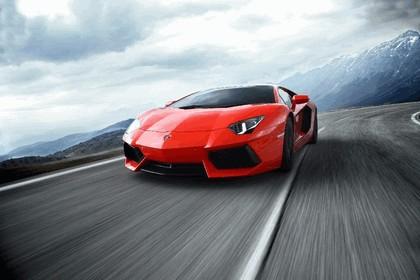 2011 Lamborghini Aventador LP700-4 43