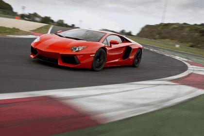 2011 Lamborghini Aventador LP700-4 45