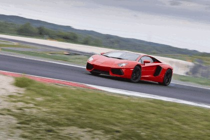 2011 Lamborghini Aventador LP700-4 50